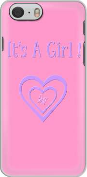 It's a girl! gift Birth  Case for Iphone 6 4.7