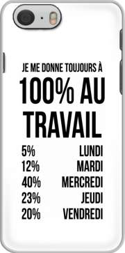 Je me donne toujours a 100 au travail Case for Iphone 6 4.7