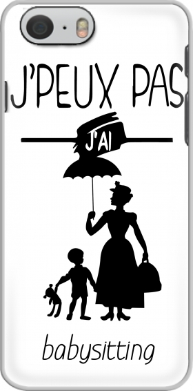 Case Je peux pas jai babystting comme Marry Popins for Iphone 6 4.7