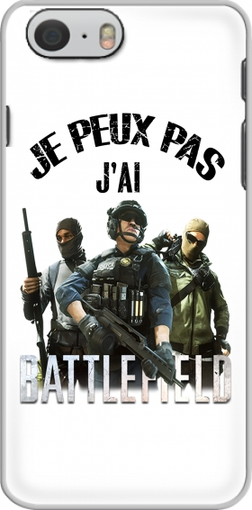 Case Je peux pas jai battlefield for Iphone 6 4.7