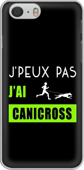 Case Je peux pas jai canicross for Iphone 6 4.7