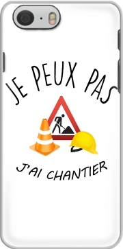Je peux pas j'ai chantier Iphone 6 4.7 Case