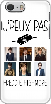 Je peux pas jai Freddie Highmore Collage photos Case for Iphone 6 4.7