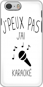 Je peux pas jai Karaoke Chant Iphone 6 4.7 Case