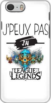 Je peux pas jai league of legends Iphone 6 4.7 Case