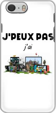 Je peux pas jai minecraft Case for Iphone 6 4.7