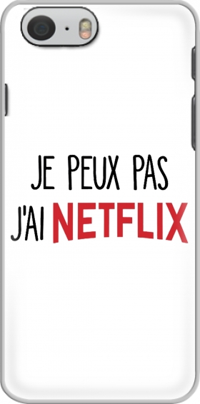 Case Je peux pas jai Netflix for Iphone 6 4.7