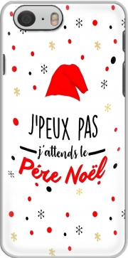 Je peux pas jattends le pere noel Iphone 6 4.7 Case