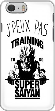 Je peux pas Training to go super saiyan Iphone 6 4.7 Case