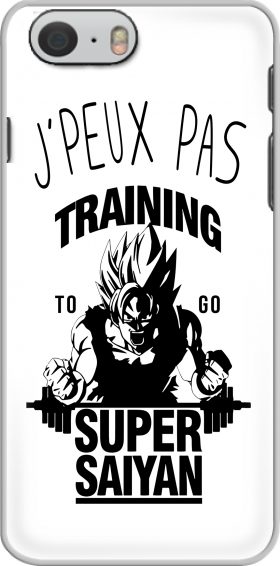 Case Je peux pas Training to go super saiyan for Iphone 6 4.7