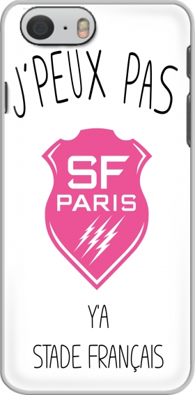 Case Je peux pas ya stade francais for Iphone 6 4.7
