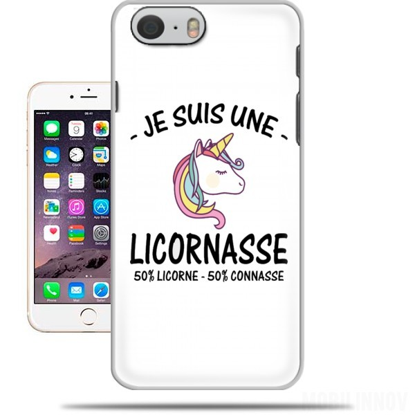 Case Je suis une licornasse for Iphone 6 4.7