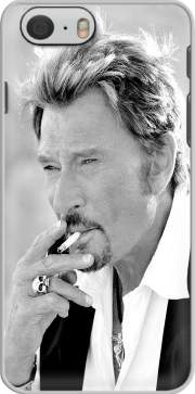 johnny hallyday Smoke Cigare Hommage Case for Iphone 6 4.7