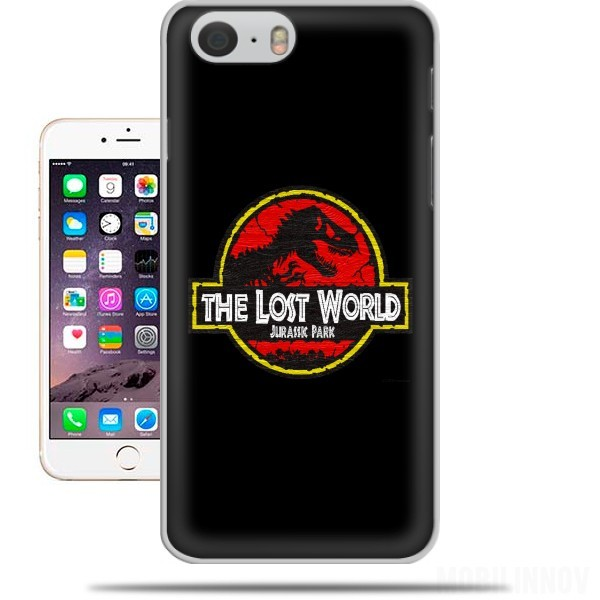 Case Jurassic park Lost World TREX Dinosaure for Iphone 6 4.7