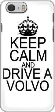 Keep Calm And Drive a Volvo Iphone 6 4.7 Case