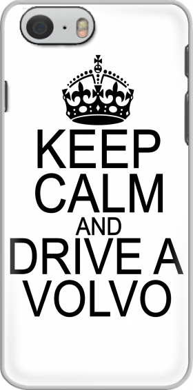 Case Keep Calm And Drive a Volvo for Iphone 6 4.7