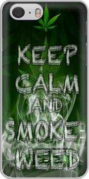 Keep Calm And Smoke Weed Case for Iphone 6 4.7