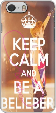 Keep Calm And Be a Belieber Case for Iphone 6 4.7