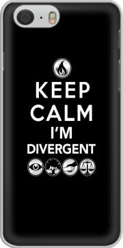 Keep Calm Divergent Faction Case for Iphone 6 4.7