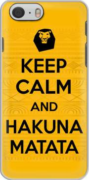 Keep Calm And Hakuna Matata Case for Iphone 6 4.7