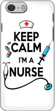 Keep calm I am a nurse Iphone 6 4.7 Case