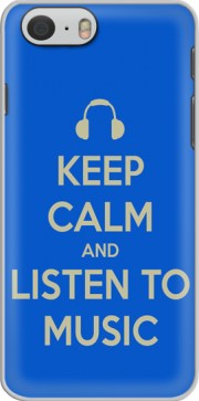 Keep Calm And Listen to Music Case for Iphone 6 4.7