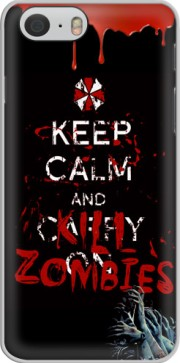 Keep Calm And Kill Zombies Case for Iphone 6 4.7