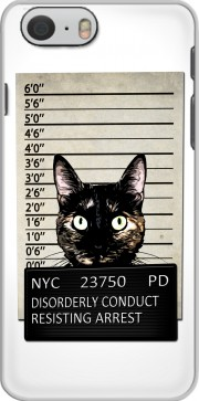 Kitty Mugshot Case for Iphone 6 4.7