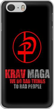 Krav Maga Bad Things to bad people Case for Iphone 6 4.7