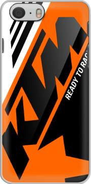 Case KTM Racing Orange And Black for Iphone 6 4.7