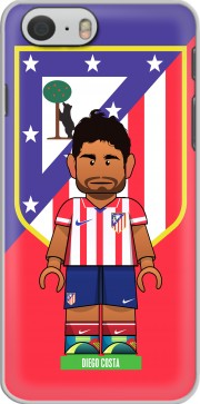 Lego Football: Atletico de Madrid - Diego Costa Case for Iphone 6 4.7