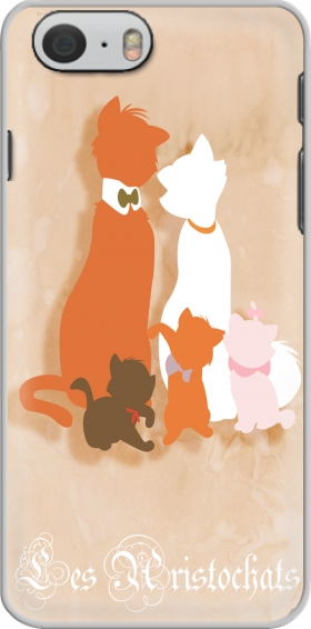 Case Les aristochats minimalist art for Iphone 6 4.7