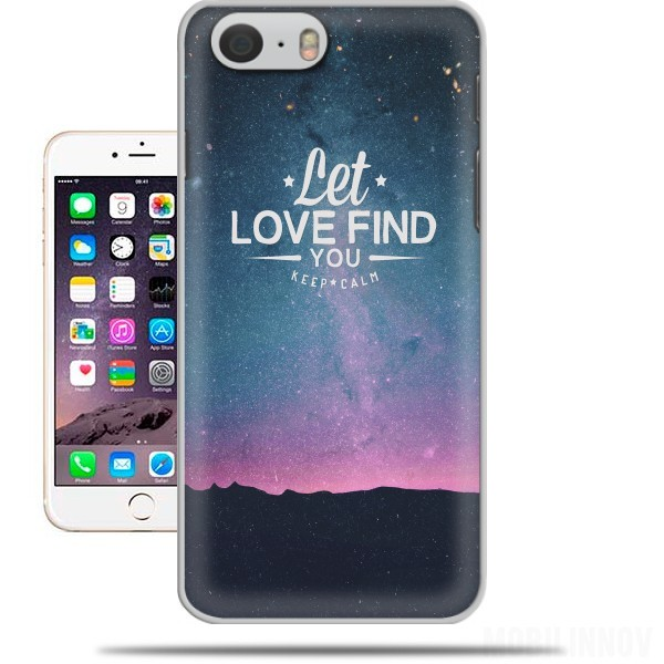 Case Let love find you! for Iphone 6 4.7