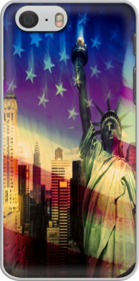 Case Statue of Liberty for Iphone 6 4.7