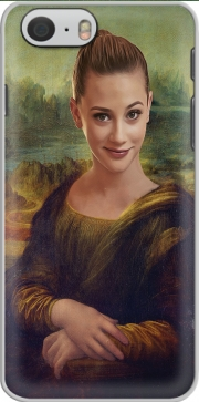 Lili Reinhart Mashup Mona Lisa Joconde Iphone 6 4.7 Case
