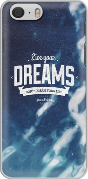 Live your dreams Case for Iphone 6 4.7
