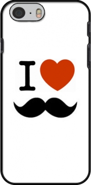I love Moustache Case for Iphone 6 4.7