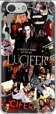 Lucifer Collage Iphone 6 4.7 Case