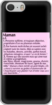 Maman definition dictionnaire Iphone 6 4.7 Case