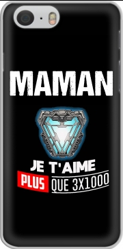 Maman je taime plus que 3x1000 Iphone 6 4.7 Case