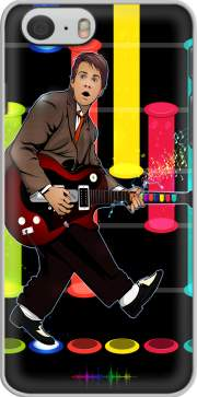 Marty McFly plays Guitar Hero Case for Iphone 6 4.7