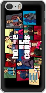 Mashup GTA and House of Cards Case for Iphone 6 4.7