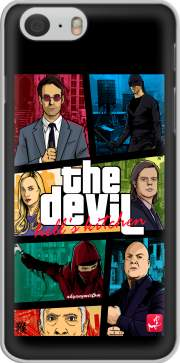 Mashup GTA The Devil Case for Iphone 6 4.7