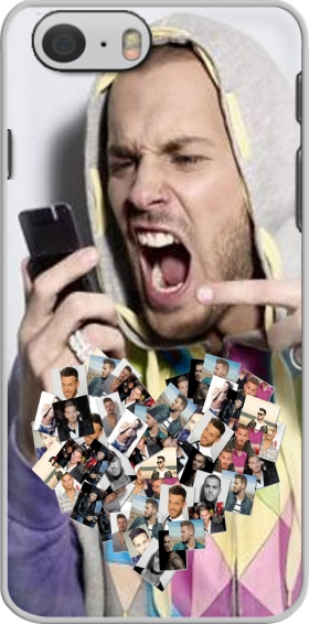 Case Matt Pokora for Iphone 6 4.7