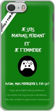 Mauvais perdant - Vert Xbox Case for Iphone 6 4.7