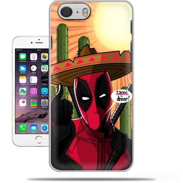 buy popular 8c322 807c6 Mexican Deadpool case for Iphone 6 4.7