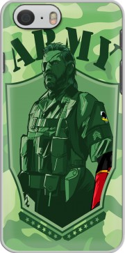 MGS Phantom Pain Army Men Big Boss Diamond Dogs  Case for Iphone 6 4.7