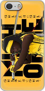 Michonne - The Walking Dead mashup Kill Bill Case for Iphone 6 4.7