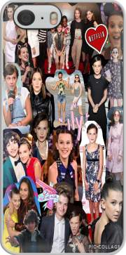 Millie Bobby Brown collage Iphone 6 4.7 Case