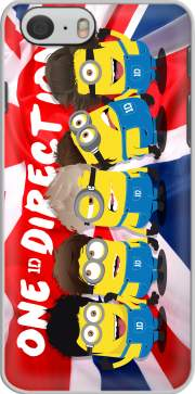Minions mashup One Direction 1D Case for Iphone 6 4.7